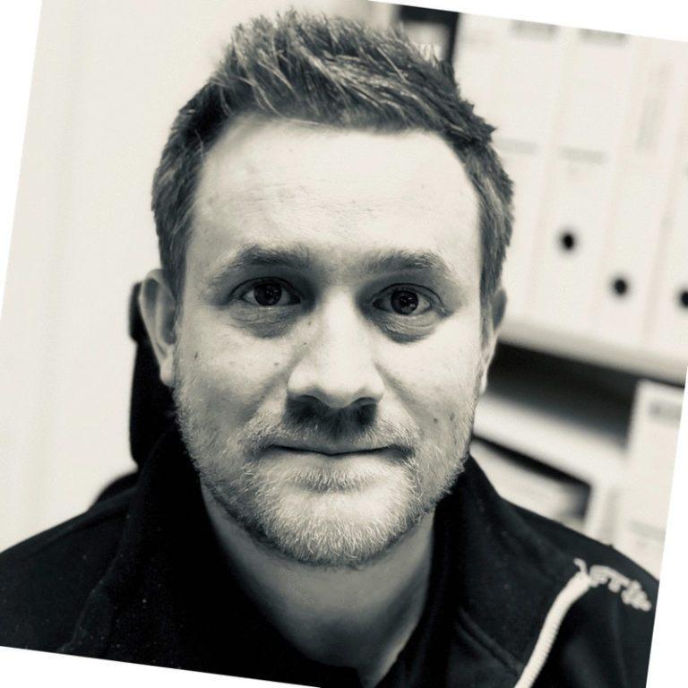 Henrik Karmisholt, Driftschef FysioDanmark Odense og Assens.